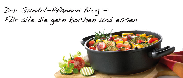 Der Gundel-Pfannen Blog