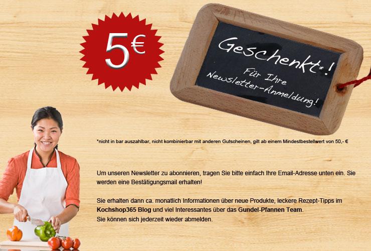 newsletter anmeldung gundel pfannen. Black Bedroom Furniture Sets. Home Design Ideas