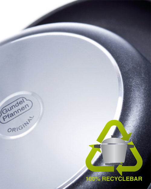 100 % recyclebar